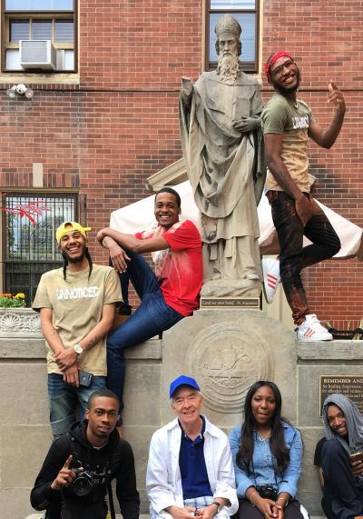 Philadelphia Healing Garden