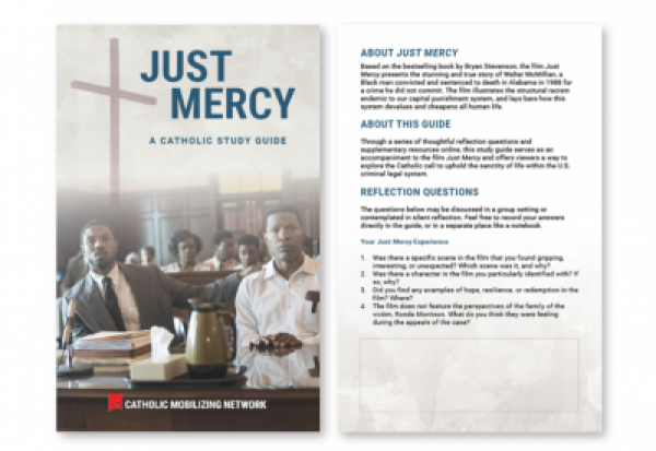 Just Mercy Study Guide Preview