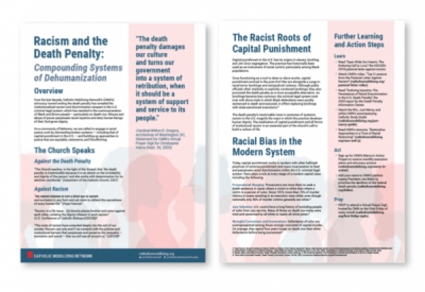 Race and the Death Penalty handout preview