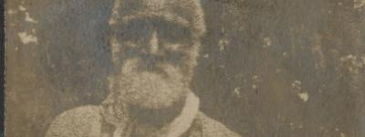 Photo of Frank Campbell, the only known GU272 ancestor captured on photograph.