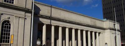 South Carolina supreme court building