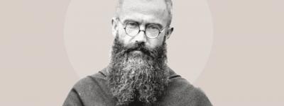 Photo of Saint Maximilian Kolbe