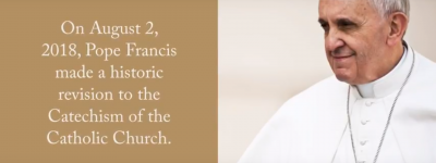 Catholic Mobilizing Network Catechism Revision Video Pope Francis
