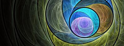 Spiraling fractals